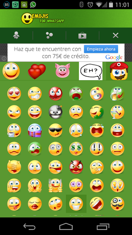 Emoji Emoticons - Android Apps on Google Play