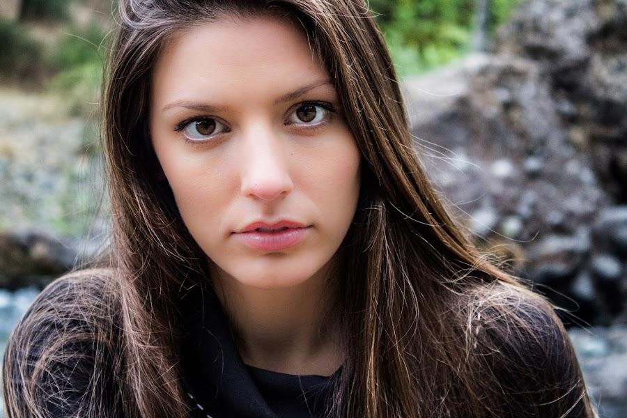 Sereena by Robbie Duenweg - People Portraits of Women