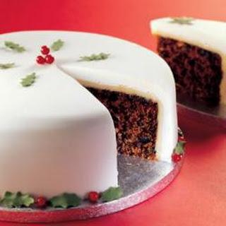 My Christmas Cake Recipe