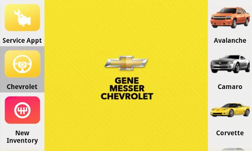 Gene Messer Chevrolet