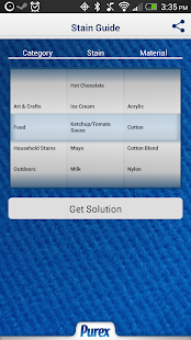 Purex Laundry Help App- screenshot thumbnail