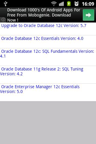 免費教育App|Oracle Database Free|阿達玩APP