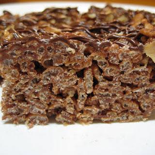 Double Chocolate Caramel Turtle Treats.