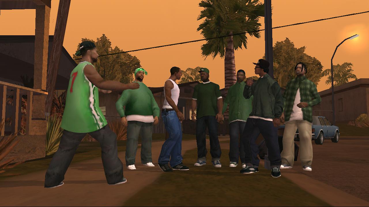 Grand Theft Auto: San Andreas screenshot #3
