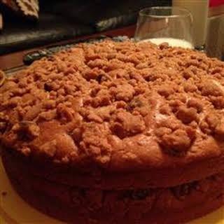 Peanut Butter Cake V.