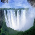 Victoria Falls Live Wallpaper icon