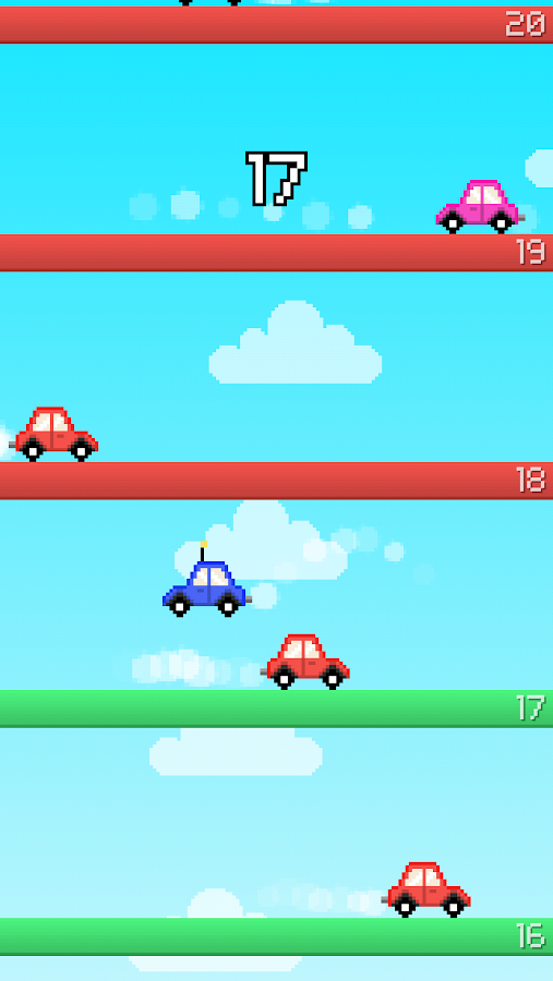 Jump Car- screenshot
