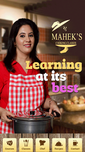 Mahek's Cooking Classes