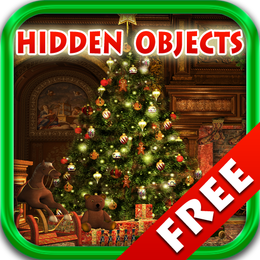 Hidden Objects Merry Christmas 休閒 App LOGO-APP試玩