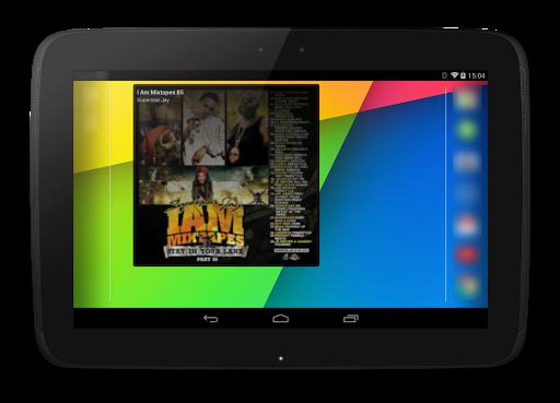 【免費音樂App】Hip Hop Mixtapes-APP點子