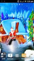 Screenshot of Santa christmas HD Live wallpa