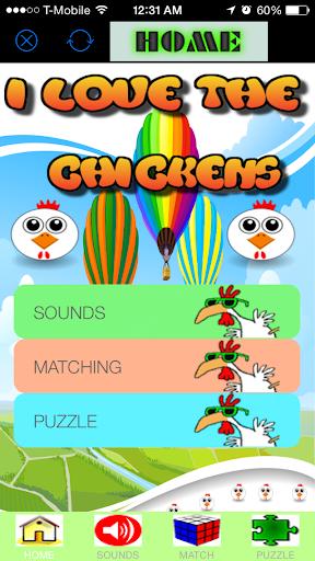 Chicken Games For Kids