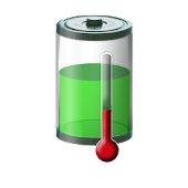 Battery Widget 3D +Thermometer