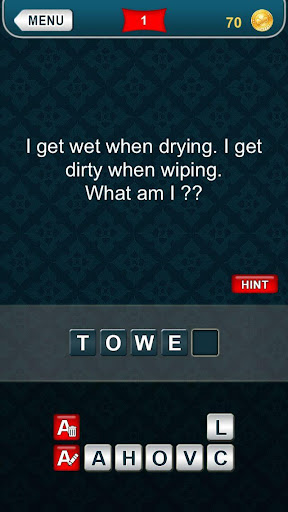 What am I? - Little Riddles screenshot
