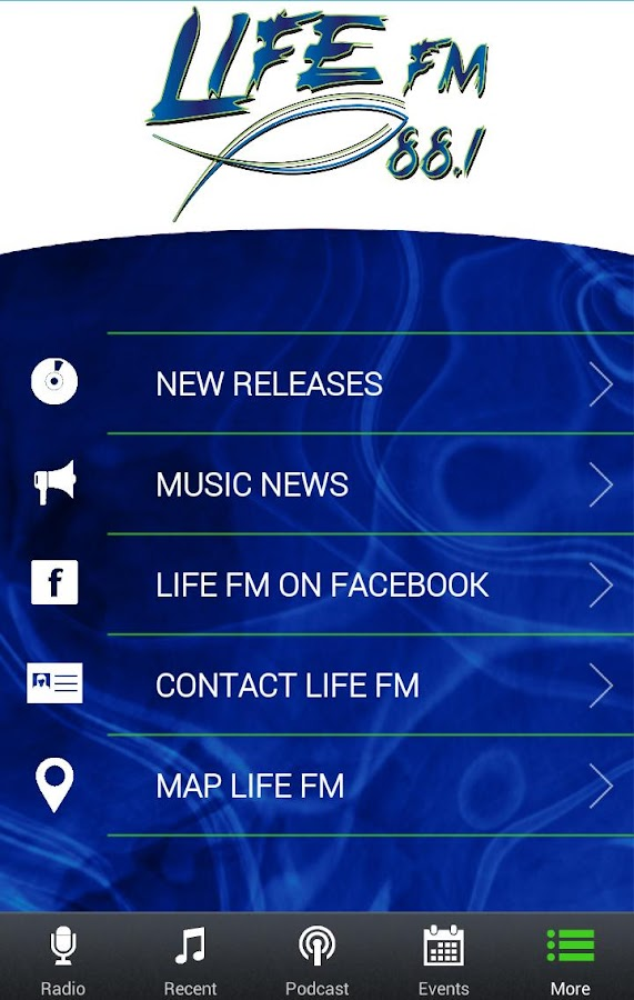 LIFE-FM 88.1 KLFC- screenshot