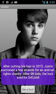 Justin Bieber Facts 2012 - screenshot thumbnail