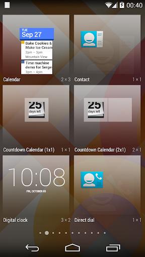【免費生活App】Countdown Calendar Widget-APP點子