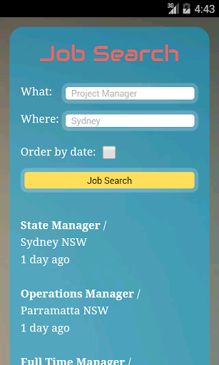 Australia Job Search