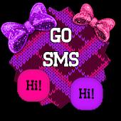 GO SMS THEME - SCS313