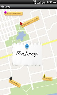 PinDrop- screenshot thumbnail
