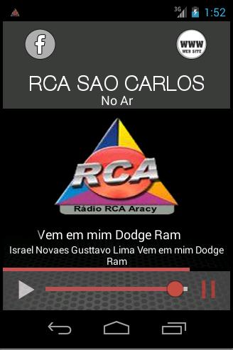 Rádio RCA São Carlos