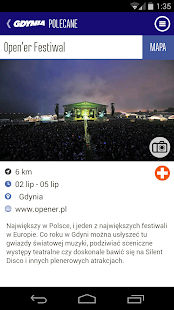 Gdynia City Guide- screenshot thumbnail