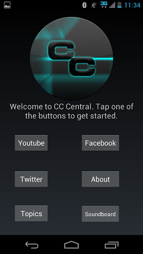 CC Central