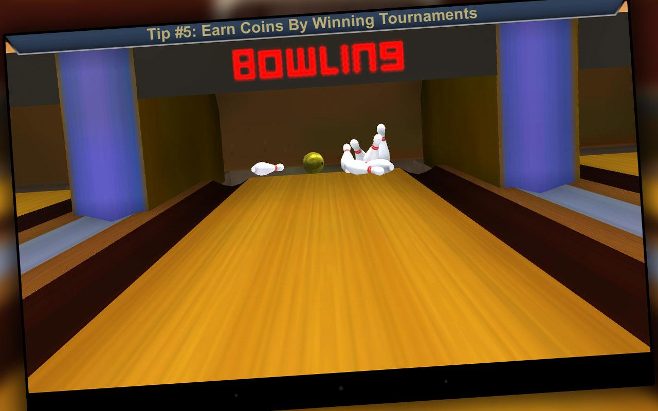 Pocket Bowling 3D - screenshot