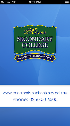 Moree Secondary College