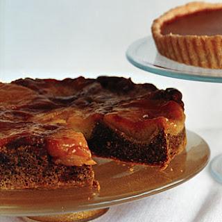 Apple Walnut Torte