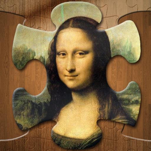 ジグソーパズルギャラリー 解謎 App LOGO-硬是要APP