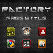 Factory GO Launcher Theme