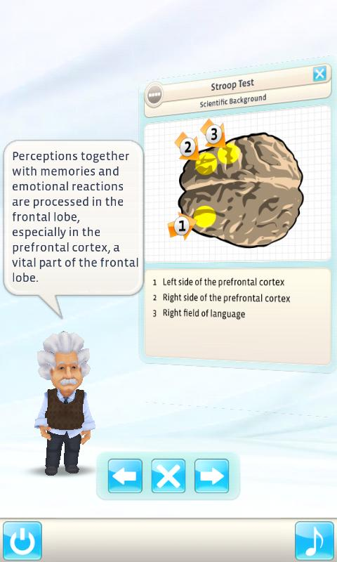 Einstein™ Brain Trainer Free - screenshot