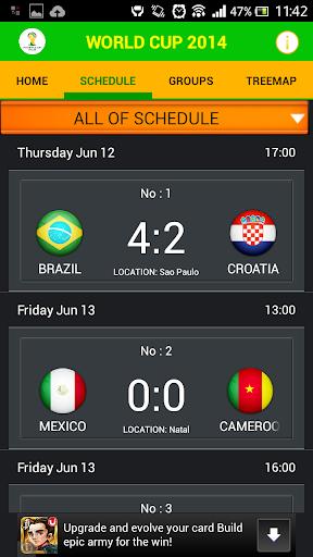 football brazil cup 2014