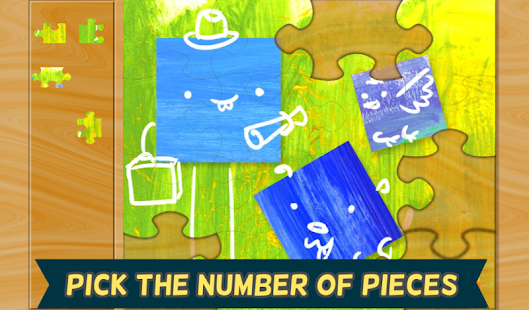 Shape Games for Kids: Puzzles- screenshot thumbnail