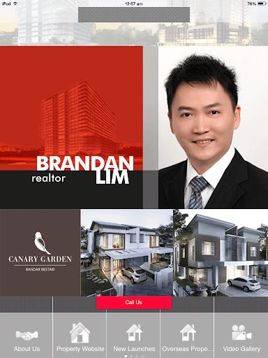 Brandan Lim Real Estate Agent