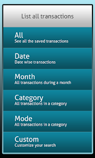 Daily Expense Manager - screenshot thumbnail