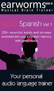 Earworms Rapid Spanish Vol.1 v2.0