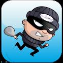 Anti theft icon