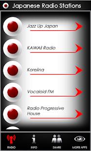 Japanese Radio Stations - náhled