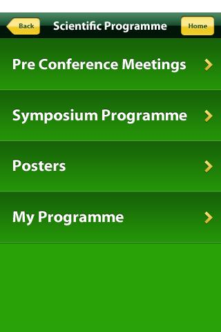 SSIEM Society & Symposia - screenshot