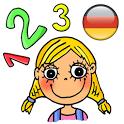 Zahlen / zählen lernen icon