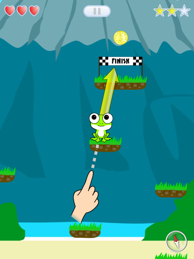 Climbing Frog (Free) - screenshot