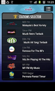 MIX fm - screenshot thumbnail