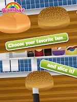 Screenshot of Bamba Burger