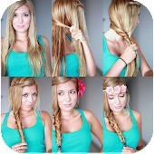 Easy Hairstyles Images