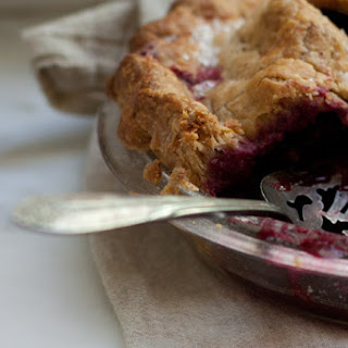 A Nice Berry Pie.