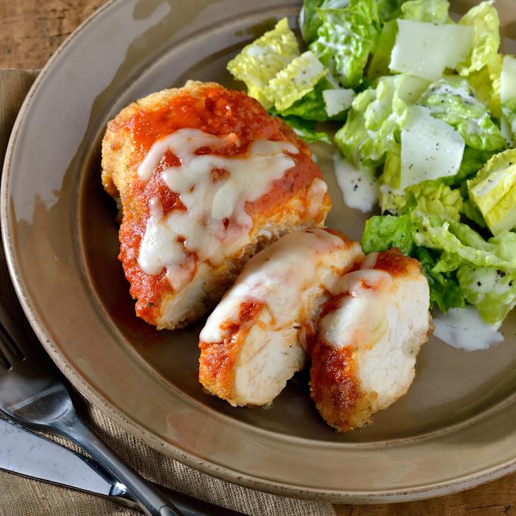 Succulent Chicken Parmesan Recipe