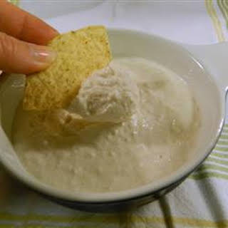 Cottage Cheese Clam Dip.