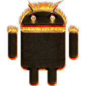 Burning Hell Icons